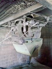 Весы электронные бункерные для сыпучих материалов